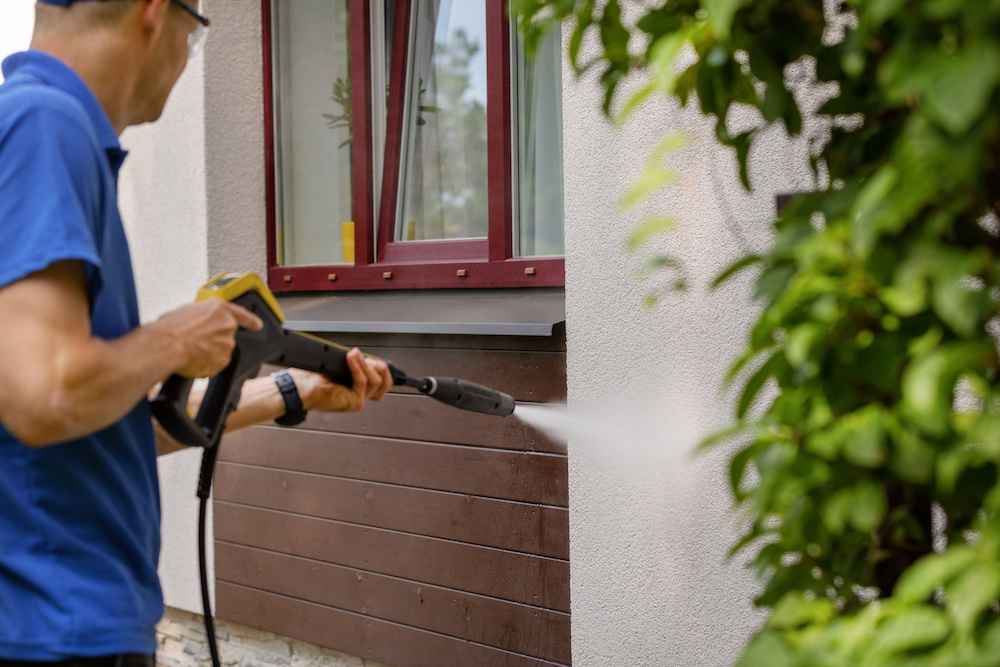 Why You Should Power Wash Your House